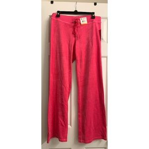 Hot Pink Juicy Couture Pants